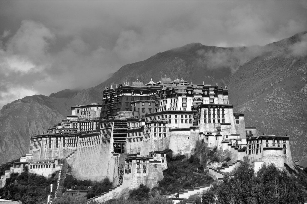 Potala palace, Travel in Tibet