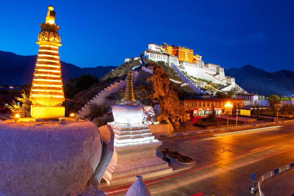 Potala Night