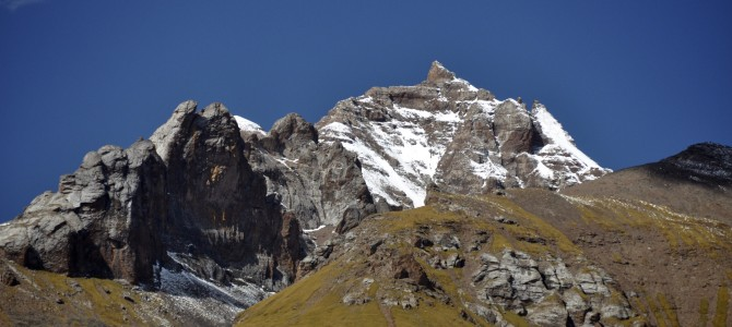 Gado Jowa: Tibet's hidden holy mountain