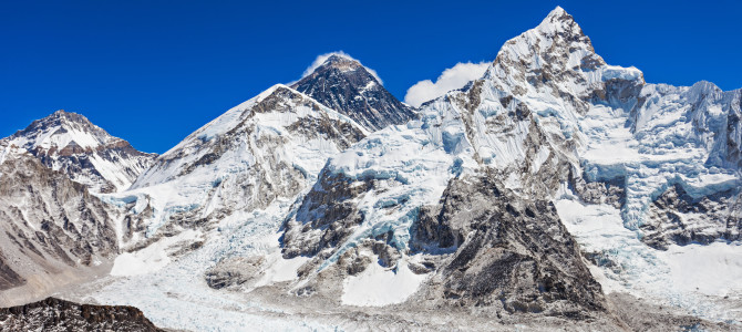14 Highest Mountains in the World