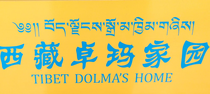 Tibet Dolma's Home: Great Hotel in Lhasa!