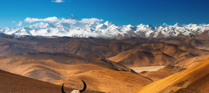 The Himalaya Mountains