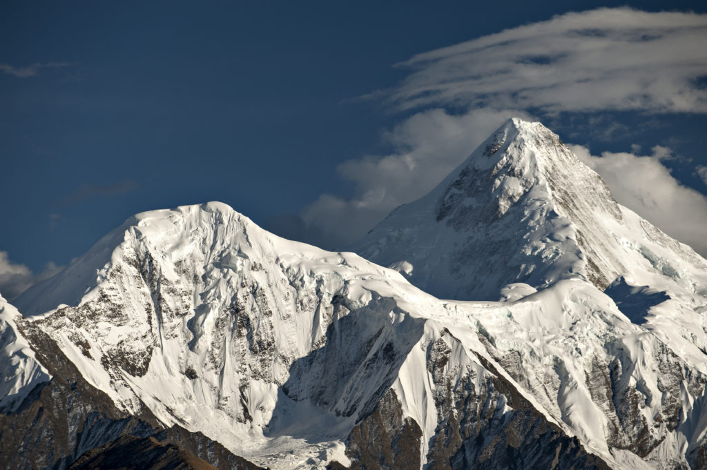 Minya Konka, the highest peak in eastern Tibet
