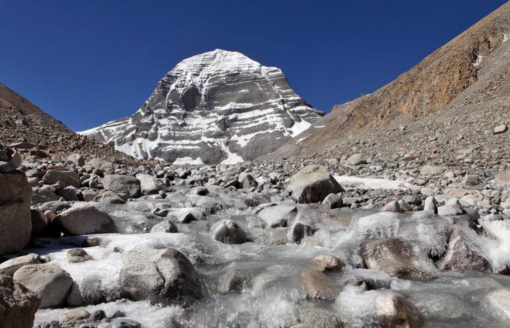 how to go to mount kailash from delhi