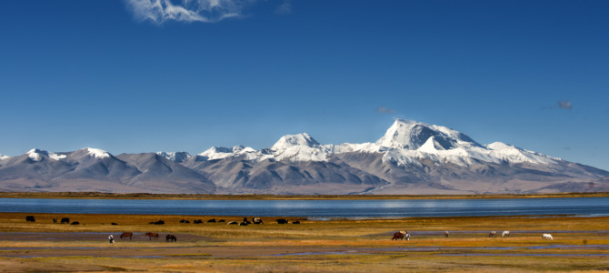 Top Travel Routes in Tibet